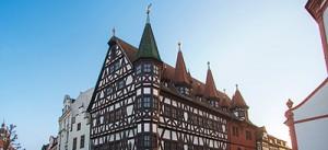 Altes Rathaus Fulda (Rekonstruktion des Aussehens von 1531)